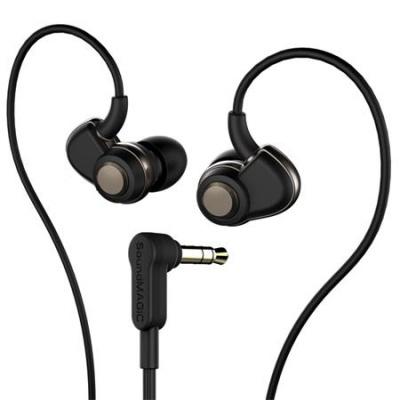 """Fülhallgató, SOUNDMAGIC """"PL30+"""", fekete-szürke"""
